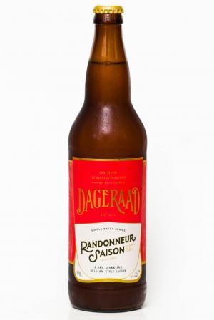 Dageraad Belgian Brewery Randonneur Saison Review