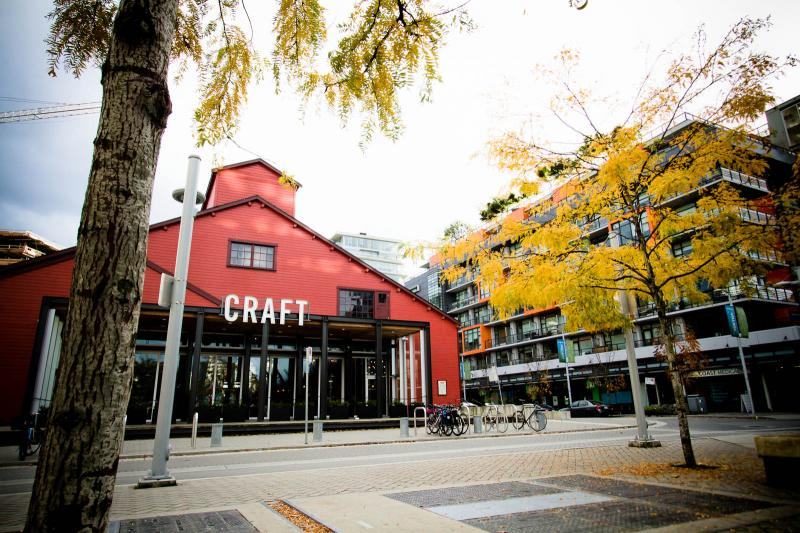 Craft Beer Market - Vancouver Olympic Village