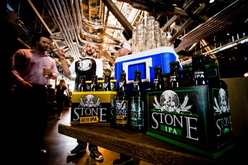 Stone Brewing Enters BC Craft Beer Scene