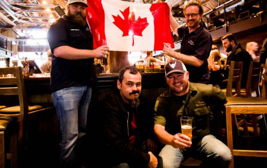 Stone Brewing Comes to BC in the Flavour Of Craft