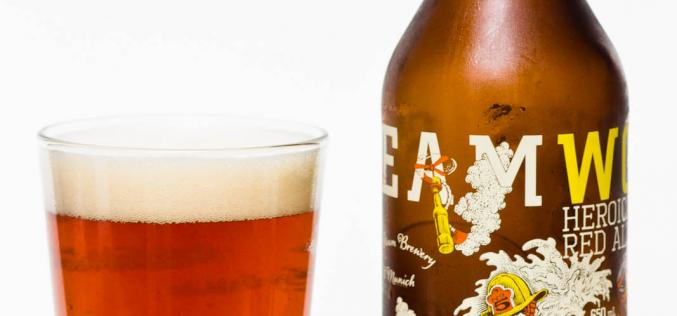 Steamworks Brewing Co. – Heroica Red Ale