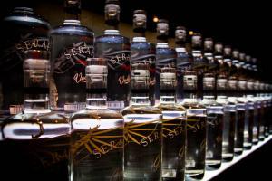 Central City Seraph Vodka and Gin