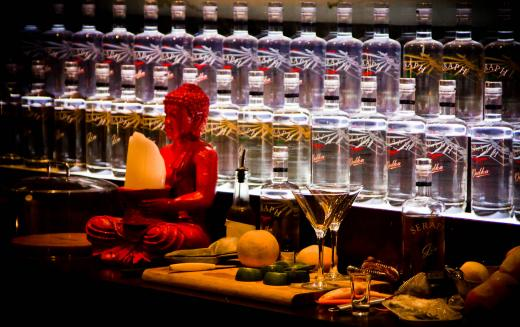 Seraph Vodka and Gin From Central City Launched at Guilt & Co.
