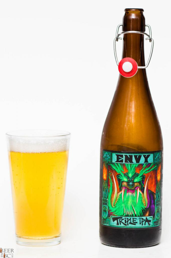 Scandal Brewing - Envy Triple IPA Review