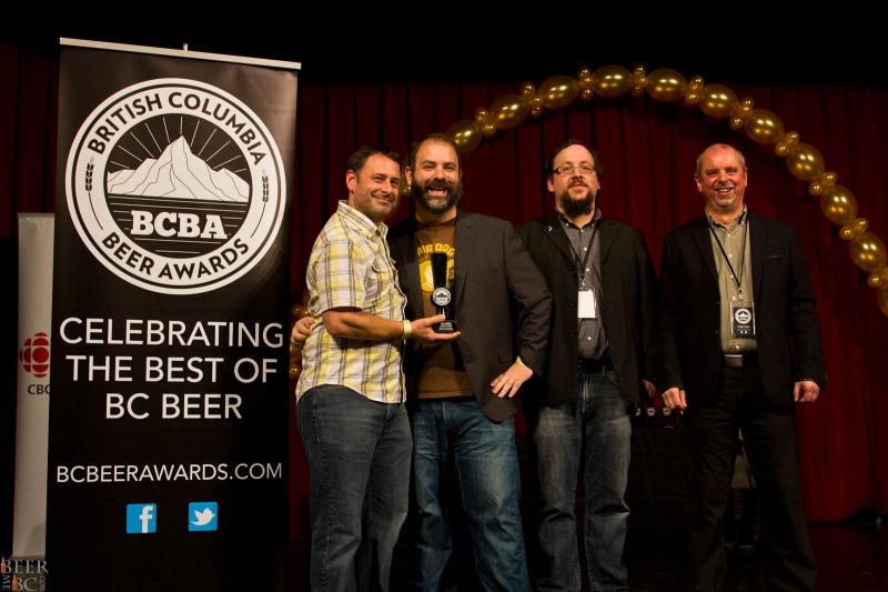 2014 BC Beer Awards