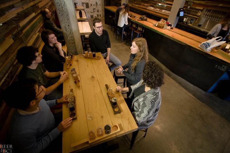 Brassneck Brewery Tasting Room