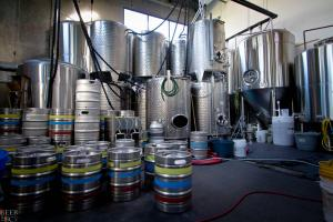 Vancouver Brewery Tours - Deep Cove Brewers & Distillers