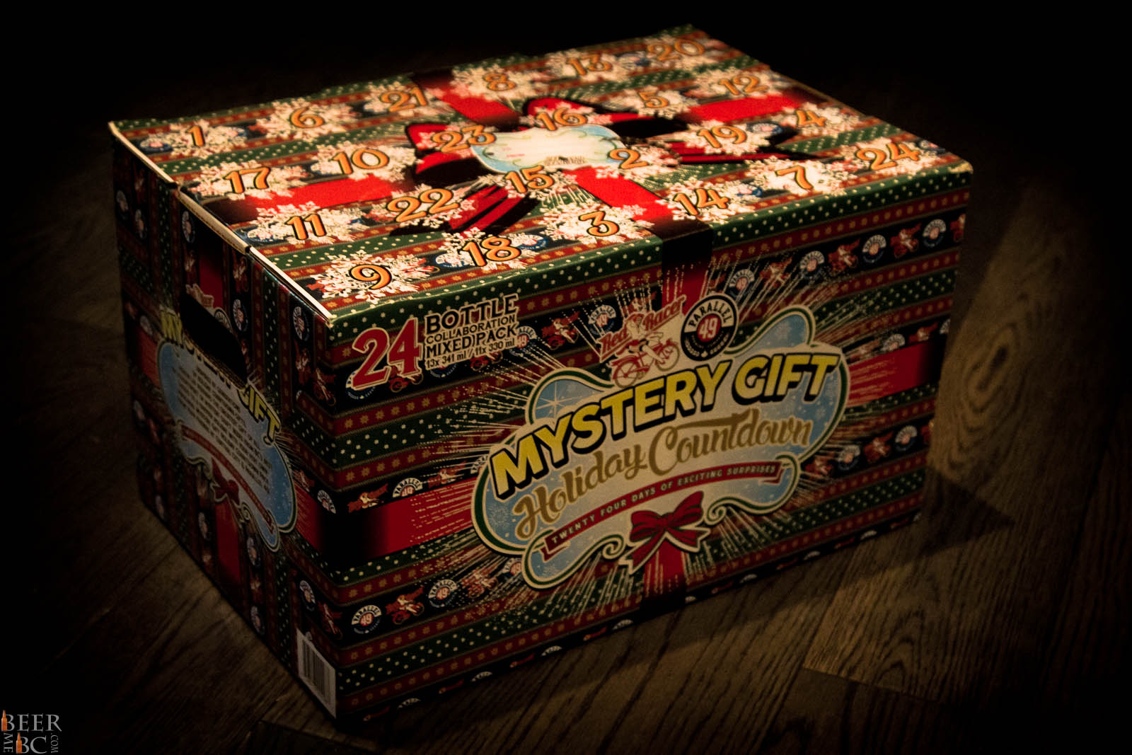 Craft Beer Advent Calendar Bc