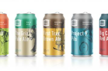 Fernie Brewing Company Updates look and Repackages Beer Lineup