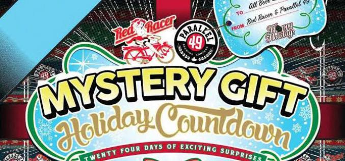 Red Racer and Parallel 49 Join Phillips with a BC Craft Beer Advent Calendar