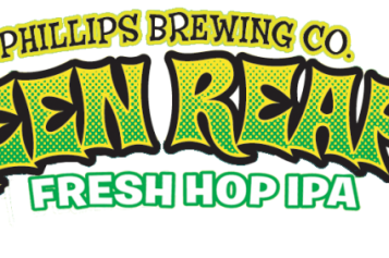 The Phillips Green Reaper Fresh Hop IPA is Resurrected for 2014