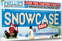 Phillips Snowcase Craft Beer Advent Calendar is Back for 2014