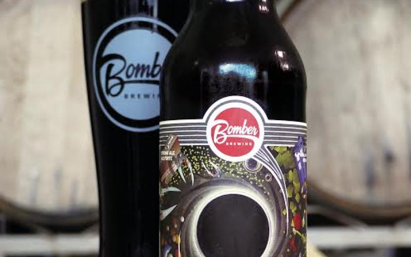Bomber Brewing Re-Releases Award Winning Absolute Horizon CDA