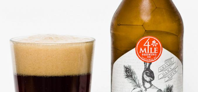 4 Mile Brewing Co. Grande Damn Wham Brown Ale