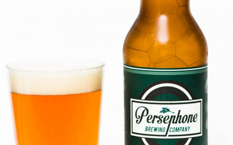Persephone Brewing Co. – Fresh Hop Harvest IPA