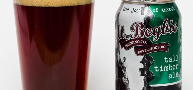 Mt. Begbie Brewing Co. – Tall Timber Brown Ale