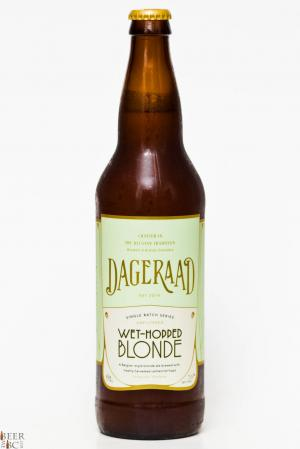 Dageraad Brewing Belgian Wet Hopped Blonde Ale Review