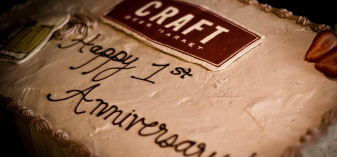Craft Beer Market Vancouver Celebrates its 1st Birthday