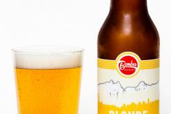 Bomber Brewing Co. – Blonde Ale