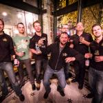 Dead Frog Brewery Team at the Bitter Tasting Room