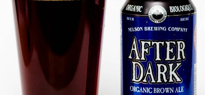 Nelson Brewing Co. – After Dark Organic Brown Ale