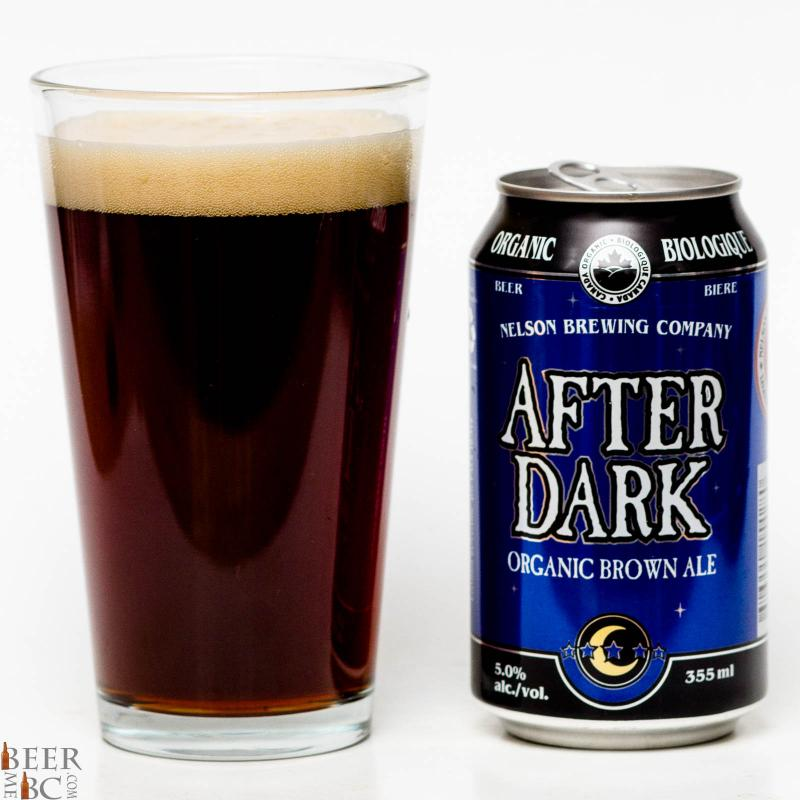 Nelson Brewery - After Dark Organic Brown Ale