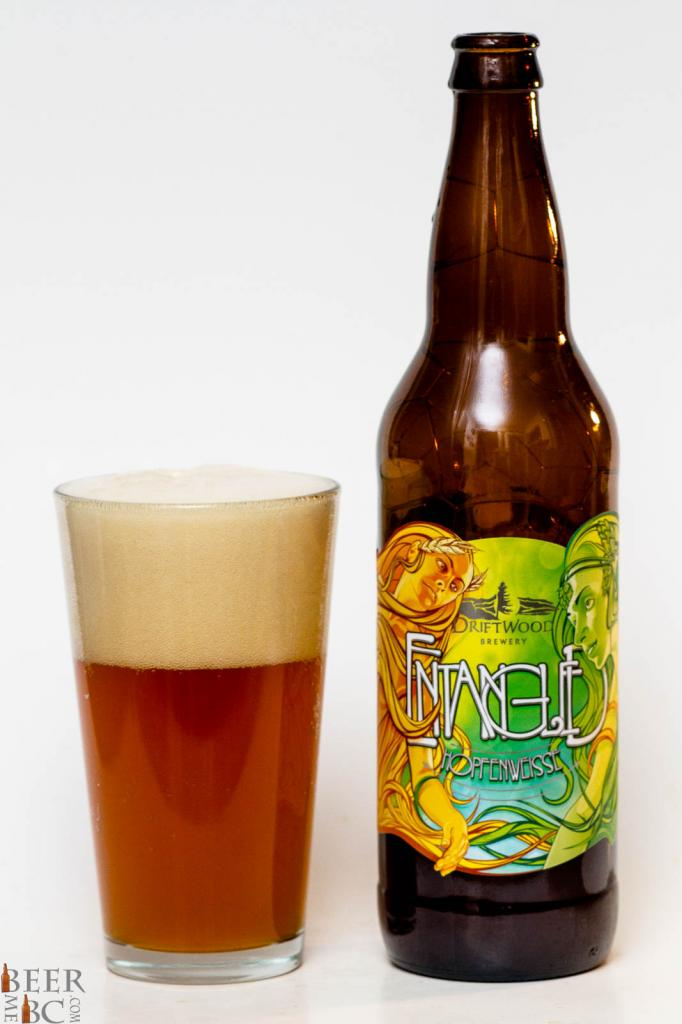 Driftwood Brewery - Entangled Hoppenweise Review