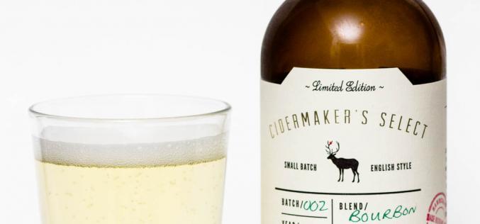 Left Field Cider Co. – 2013 Bourbon Barrel Apple Cider