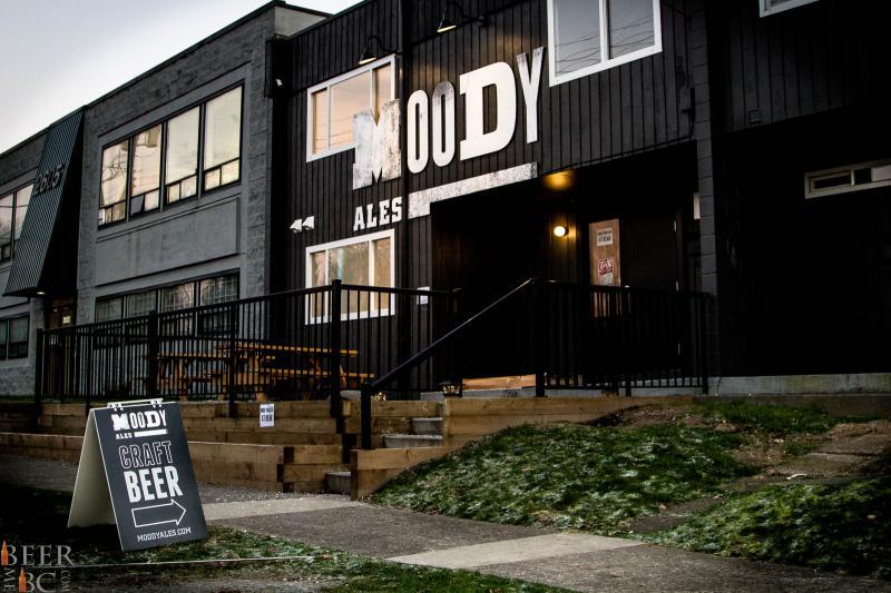 Port Moody's Moody Ales Brewery