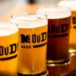 Moody Ales Tasting Flight