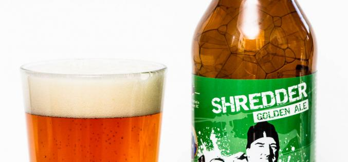 Deep Cove Brewers & Distillers – Shredder Golden Ale