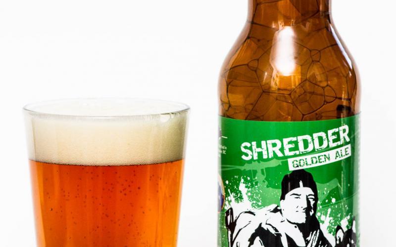 Deep Cove Brewers & Distillers – Shredder Golden Ale