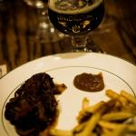 Beer Pairing Dinner - Unibroue at The Abbey