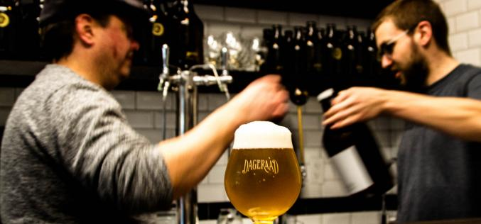 Dageraad Brewing's Burnaby Tasting Room is Open for Business!