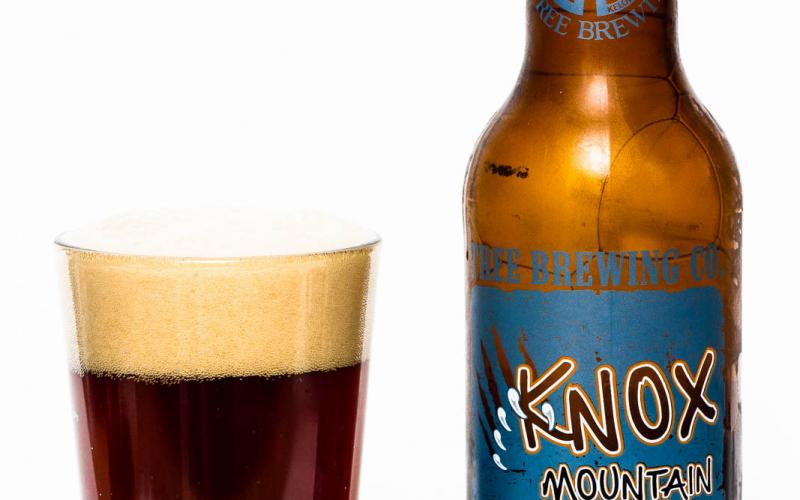 Tree Brewing Co. – Knox Mountain Brown Ale