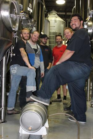 Penticton Breweries Collaboration Cask Series