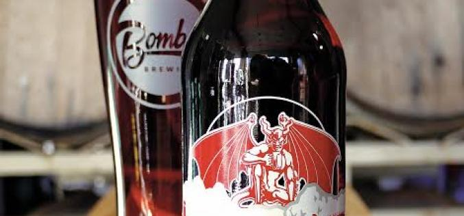 Bomber & Stone Brewing Collaboration Blood From A Stone Red Rye Ale Release