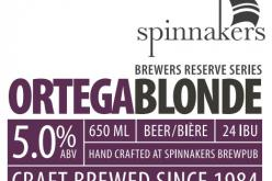 Mashing with Grapes – Spinnaker's Releases Ortega Blonde Ale