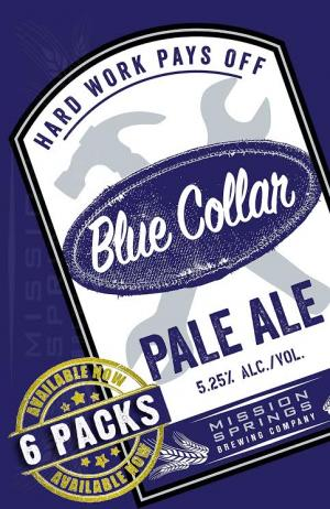 Mission Springs Blue Collar Pale Ale