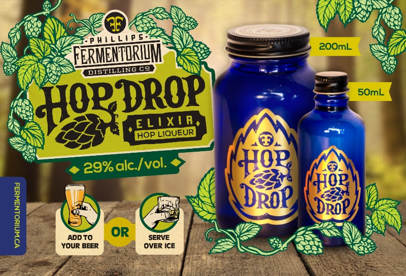 Phillips Hop Drop Hop Liqueurr