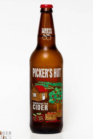 Ward's Pikker's Hut Apple Cider Review