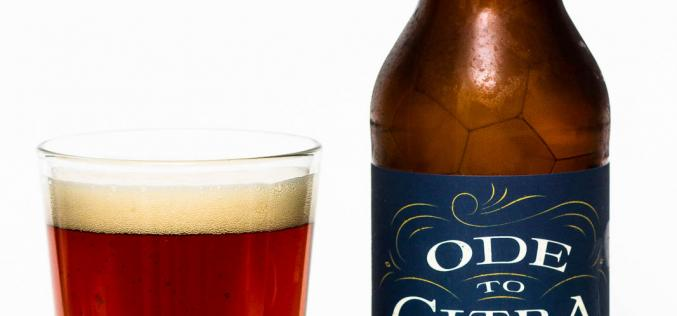 Powell Street Brewery – Ode To Citra Pale Ale