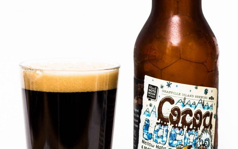 Granville Island Brewing Co. – Cocoa Loco Chocolate Imperial Stout