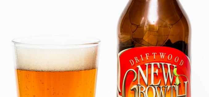 Driftwood Brewery – New Growth Pale Ale