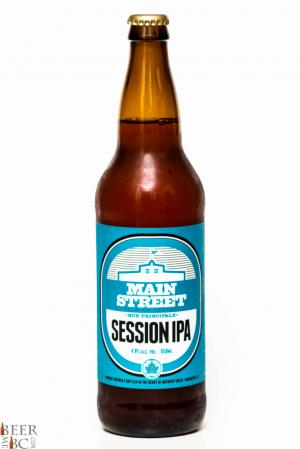 Main Street Brewing Co. - Session IPA Review