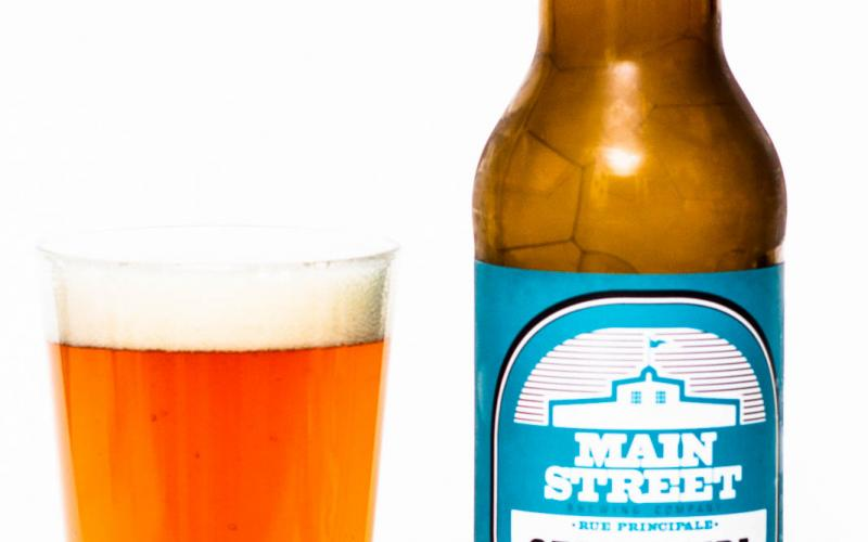 Main Street Brewing Co. – Session IPA