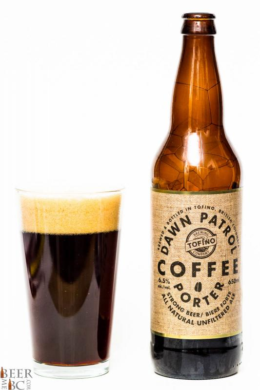 Tofino Brewing Co. - Dawn Patrol Coffee Porter Review