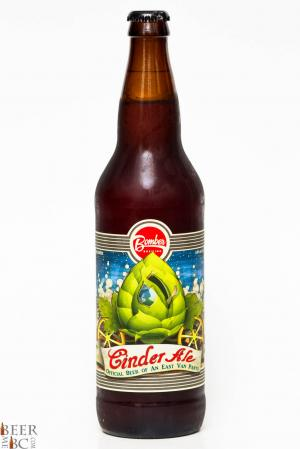 Bomber Brewing Cinder Ale Review