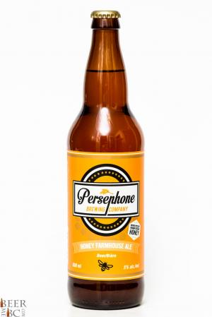 Persephone Honey Ale Review