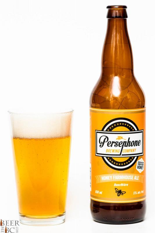Persephone Honey Ale Review
